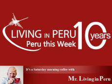 Living in Peru as a printed newspaper? YES!!!