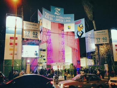 More than 502,800 attended the 20th Int'l Book Fair of Lima