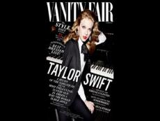 Mario Testino photographs Taylor Swift for Vanity Fair cover