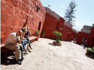 Tourists flocking to Arequipa to increase in 2015