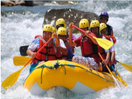 5 places to go rafting in Peru