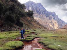 Tales from the Road: A charity walk across Peru