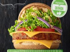 Germany McDonald's sells burger made with Peruvian quinoa