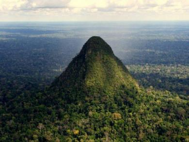 Michael Bloomberg supports creation of National Park for Sierra del Divisor