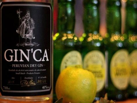 Gin'ca: Peru's first national, premium gin