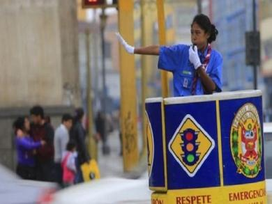 Lima: More than 120 young Scouts will direct traffic on Sunday
