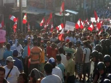 Iquitos: Natives occupy oil well and airfield of Pluspetrol