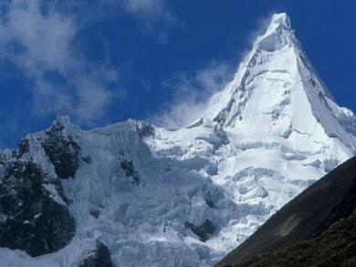 Ancash: Police find two bodies of climbers in Huandoy mountain
