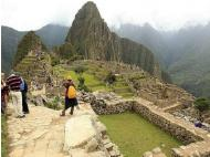 Machu Picchu pairs with twin town Otama, Japan