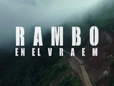 Claro releases 'Rambo in the Vraem' commercial
