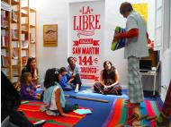 Barranco's La Libre bookstore celebrates one year