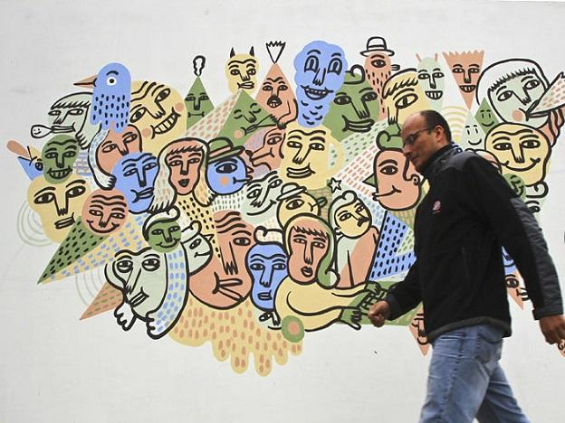 Do you know which of Lima's murals decontaminate the air?