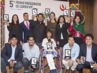 UPC's 2015 Protagonists of Change contest awards 10 winners