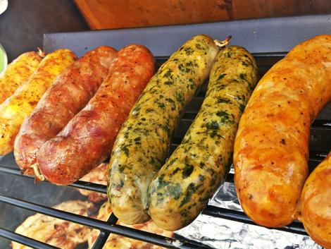 La Grill 1704: Artisan sausage and meats