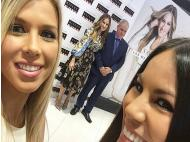 Sarah Jessica Parker's social events in Lima (PHOTOS)