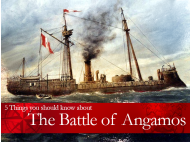 5 Things you should know about the Battle of Angamos