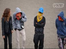 VICE interviews teenage hitmen in Lima slums