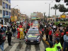 Huaral to be departing point for Caminos del Inca Rally 2016