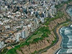 Take a look at Lima from above (PHOTOS)