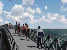 Municipality of Lima to build Costa Verde boardwalk
