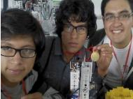 Cajamarca students to participate in global robotics olympiad