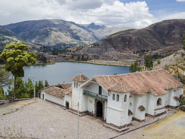 What's to be seen in the Sacred Valley? (PHOTOS)
