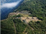 Choquequirao, a golden challenge