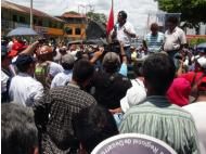 Madre de Dios strike continues into second day