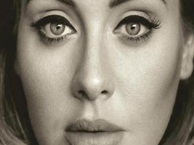Adele's '25' becomes best-selling album in 2015 (YOUTUBE)