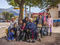 Sacred Valley's intercultural school