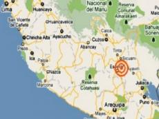 Earthquake of magnitude 4.4 hits Puno