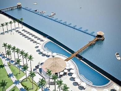 Paracas reveals plan to become major beach resort of South America