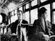 Today the world remembers Rosa Parks