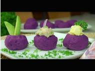 Purple Potato Causita (RECIPE)