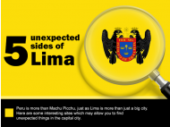 5 unexpected sides of Lima
