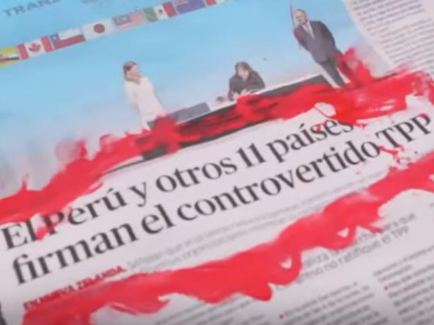 TPP: What's behind the cry of protesters in Peru? (VIDEO)