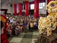 Chinese New Year 2016 begins in Lima