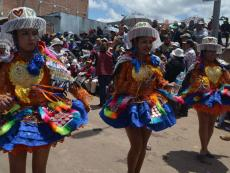 Puno: Celebration of the Virgin of Candelaria