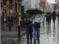 El Niño: Intense rain throughout Peru