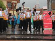 Huaylarsh Day: Heavy rain not an issue for dancers