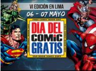 Free Comic Book Day returns to Lima for 6th edition
