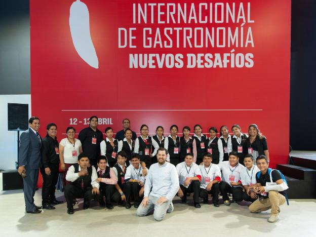 Did Apega's first International Gastronomy Congress satisfy?