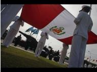 Peru remembers those who fell in the Battle of Callao