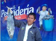8 tons of fish sold in less than five hours at Cusco fish fair