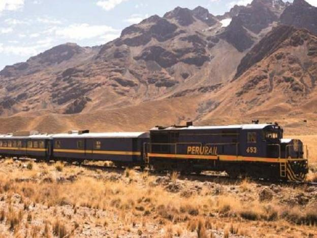 Lonely Planet features Cusco-Puno train as one of the best in the world