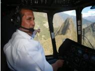 Machu Picchu: Did President Humala violate the rules? (PHOTOS)