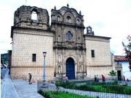 Restoration work begins on Belén Church in Cajamarca