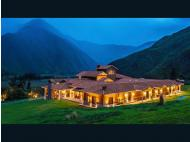 What Peruvian hotel has been chosen among the best in the world?