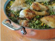 Family Secrets: Arroz con pollo