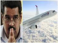 LATAM Suspends all flights to Venezuela